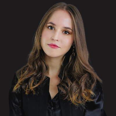 Aya Egorova, Chef de projet chez Talents Nest, l'agence digitale des jeunes talents