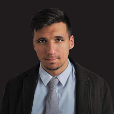 Stefan Popovic, Co-fondateur et Directeur Général chez Talents Nest, l'agence digitale des jeunes talents